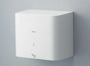 TOTO クリーンドライ(ハンドドライヤー) 【TYC120W】 温風タイプ AC100V