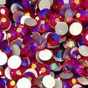 ラインストーンSS20サイズ1440個(10グロス) シャムAB 社交ダンス バレエ 新体操 衣装ドレス ガラス ビジュー