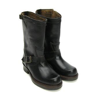 "HTC (Hollywood trading company) engineer boots ""SANTA ROSA"" black"