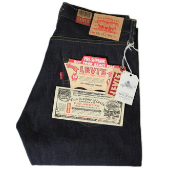 "1962 ""LEVI'S VINTAGE CLOTHING"" 551ZXX JEANS MODEL (19,621-0001 RIGID))"