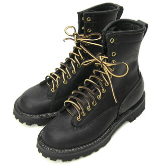 "Whites boots ""8 SMOKE JUMPER with Patch black"