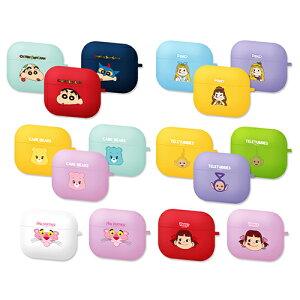 [CQ] Apple Crayon Shinchan/クレヨンしんちゃん/CARE BEARS/ケアベア/Milky Peko/不二家ミルキー&ペコ/TELETUBBIES/テレタビーズ/Pink Panther/ピンク・パンサー/ AirPods Pro Silicone/第3世代/エアーポッズ プロ ソフ