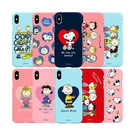 [FT] Snoopy Color Soft/スヌーピー/iPhone/Galaxy ケース/カバー/スマホケース