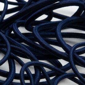 ストレッチコード ポリエステル 2mm ネイビーブルー 9.14M巻 手芸 服飾 ドローコード FUJIYAMA RIBBON