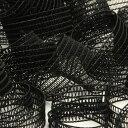 インサイドベルト シャーリングゴム 約36mm ブラック 9.14M巻 手芸 服飾 インベル ゴム 平ゴム ライクラゴム FUJIYAMA…