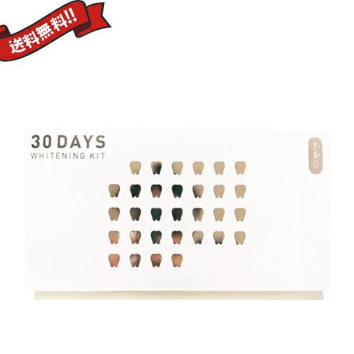美歯口 30DAYS WHITENIG KIT