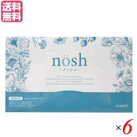 ノッシュ nosh 薬用マウスウォッシュ 8ml×30包入り 医薬部外品 6個セット 送料無料