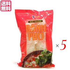 【ポイント5倍】最大31.5倍!フォー 麺 乾麺 ベトナム アオザイ フォー(ポーションパック)タピオカ入り 50g×8 5袋セット
