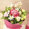 Decorate the ♪ Margaret and seasonal flower standing bouquet (florist) FL-2GT-3