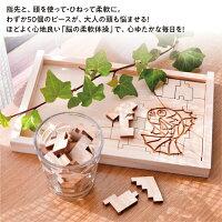 木製パズル「脳ストリッチ」サブイメージ