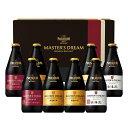 [美麗袋入][包装不可]BMA3P マスターズドリーム 夢の3種セット サントリー【 ギフト お酒 ケース 内祝い プレモル 誕…