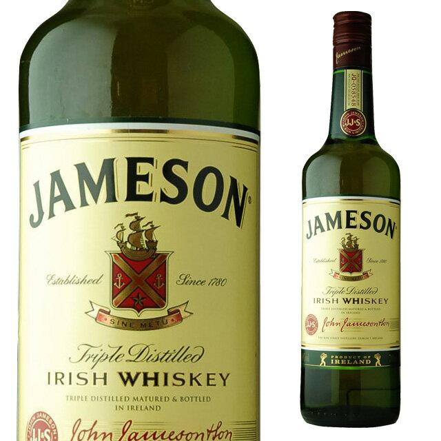ジェムソン 40度 700ml 【 ウイスキー ウィスキー ギフト 洋酒 お酒 プレゼント 女性 誕生日プレゼント 酒 内祝い 退職祝い お返し アイリッシュ 父 パーティ 父親 アイリッシュウイスキー お祝い 誕生日 お礼 母の日 父の日 】【ワインならリカオー】