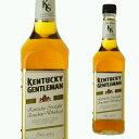 ケンタッキー ジェントルマン 40度 750ml 【 ウィスキー バーボン バーボンウイスキー ギフト 洋酒 お酒 誕生日プレゼ…