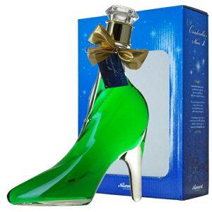 [箱入] シンデレラシュー キウイ 15度 350ml リキュール ガラスの靴 6本まで1個口【 お酒 酒 洋酒 カクテル ギフト 誕生日プレゼント シンデレラ 内祝い 結婚祝い プレゼント 誕生日 お返し 贈り