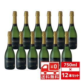 [送無][セット12] タラパカ スパークリング ブリュット 12度 750ml×12本 スパークリング【 酒 お酒 スパークリングワイン ワイン プレゼント ギフト お祝い 内祝い 結婚祝い 父の日 誕生日プレゼント 父の日ギフト 父の日プレゼント 】【ワインならリカオー】