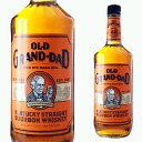[訳有][大容量] オールドグランダッド 40度 1000ml 【ケンタッキー バーボン バーボンウィスキー バーボンウイスキー …
