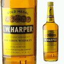 IWハーパー ゴールドメダル 40度 700ml 【 ウィスキー バーボン バーボンウイスキー ギフト 洋酒 お酒 内祝い バーボ…