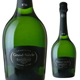 [送無][訳有] ローランペリエ グラン シエクル ブリュット 750ml シャンパン 箱なし