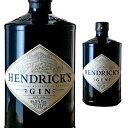 ヘンドリックス ジン 44度 700ml【 お酒 洋酒 ギフト 誕生日プレゼント スピリッツ 内祝い 酒 手土産 カクテル お祝い…