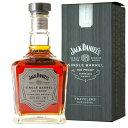 [箱入] ジャックダニエル 100プルーフ シングルバレル 50度 700ml バーボン テネシー【ウイスキー ウィスキー バーボ…