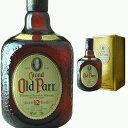 [大容量][箱入][箱凹み] オールドパー 12年 40度 1000ml【 ウィスキー スコッチウイスキー 洋酒 お酒 スコッチウィス…