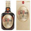 [箱入] オールドパー 12年 40度 750ml【 ウィスキー ギフト 洋酒 お酒 内祝い ウイスキー スコッチウイスキー スコッ…