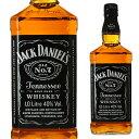 [大容量] ジャックダニエル 40度 1000ml 【 ウイスキー ウィスキー ギフト 洋酒 テネシー お酒 内祝い 誕生日プレゼン…