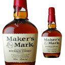 メーカーズマーク レッドトップ 45度 700ml 箱なし 【ウィスキー バーボン バーボンウイスキー ギフト 洋酒 お酒 ウイ…