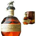 [箱入] ブラントン 46.5度 750ml【ウィスキー バーボン バーボンウイスキー ギフト 洋酒 お酒 プレゼント 新築祝い 誕…