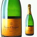 ヴーヴクリコ ポンサルダン ブリュット イエローラベル 750ml 箱なし 【シャンパン ブーブクリコ ギフト お酒 スパー…