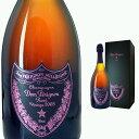 [ボックス入] ドンペリニヨン ロゼ 2004 2006 750ml 【ドンペリ シャンパン ギフト お酒 ドンペリロゼ 洋酒 ドンペリ…