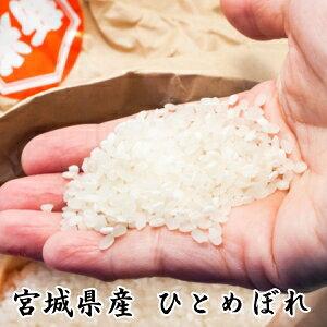 さよなら平成_売り尽くし!30年度【送料無料】【出荷当日精米】宮城県登米産 ひとめぼれ6kg (3kg×2)ポリ袋仕様白米または無洗米要選択新米【あす楽対応】