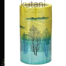 九谷焼 13号傘立 銀彩木立 和食器 日本製 ギフト おうち ごはん うつわ 陶器