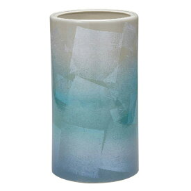 九谷焼 13号傘立 銀彩 和食器 日本製 ギフト おうち ごはん うつわ 陶器