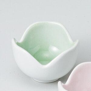 和食器 ちょこっと 割山椒 小鉢 豆鉢 小グリーン 緑 ミニ プチ 小さな うつわ ボウル カフェ おしゃれ おうち 陶器 日本製