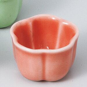 和食器 ちょこっと オレンジ花 小鉢 豆鉢 ミニ プチ 小さな うつわ ボウル カフェ おしゃれ おうち 陶器 日本製