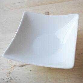 超高温1300℃Temperature にがり豆腐のスクエアボール Sサイズ 白い器