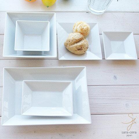 【送料無料】6ピースセット 白い食器 グレコ カフェランチセット