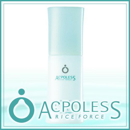 ライスフォース アクポレス モイストバランスミルク(薬用保湿乳液)毛穴・ニキビの原因にトータルに働きかけるアクポレスシリーズ ライスパワーで健やか肌へ