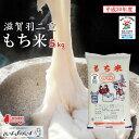 【平成30年度産】特別栽培米 羽二重もち米 5kg