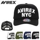 アヴィレックスメッシュキャップ14916500AVIREX帽子ユニセックス
