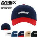 アヴィレックスキャップ帽子ローキャップ14916700AVIREX|メンズレディース[bef][PO10][即日発送]