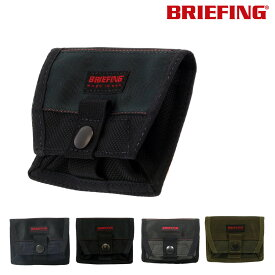 ブリーフィング カードホルダー USA BRM181603 BRIEFING CARD HOLDER 名刺入れ カード入れ カードケース バリスティックナイロン メンズ[bef][PO10][即日発送]