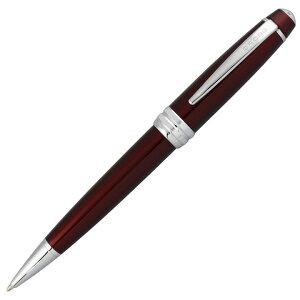クロス ボールペン AT0452-8 ベイリー CROSS BAILEY レッド 【 筆記具 】【 プレゼント ギフト 】[bef]