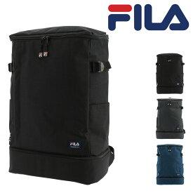 フィラ リュック 29L 大容量 プリモ メンズ レディースFILA-7528 FILA   リュックサック スクエア デイパック A4 通学 2層式[PO10][bef]