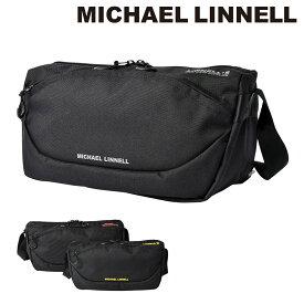 マイケルリンネル ショルダーバッグ メンズ レディース MLCD-600 | MICHAEL LINNELL コーデュラナイロン[PO10][bef]