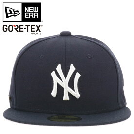 ニューエラ キャップ GORE-TEX 59FIFTY MLB ニューヨークヤンキース 帽子 NEW ERA | メンズ レディース[bef][PO5][即日発送]