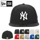 ニューエラキャップ59FIFTYMLBニューヨークヤンキース帽子NEWERA|メンズレディース【PO5】