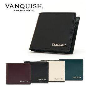 ヴァンキッシュ 二つ折り財布 ルストロ VQM-40240 | VANQUISH ウォレット メンズ[bef][PO10]
