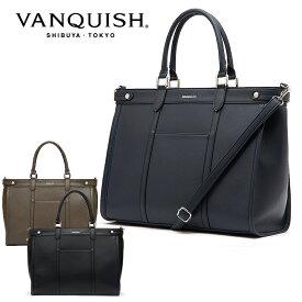 ヴァンキッシュ トートバッグ VQM-41510 | VANQUISH ショルダーバッグ ビジネスバッグ メンズ[bef][PO10]